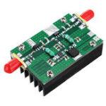 Оригинал 1MHz-1000MHZ 35DB RF Power Усилитель 3W HF УКВ FM-передатчик широкополосный для ветчины Радио