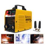 Оригинал ARC-300 220V LCD Электрический IGBT инвертор MMA ARC ZX7 Переносной сварочный аппарат