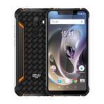 Оригинал HOMTOMZOJIZ33GlobalСтандартыsIP68 5,85 дюймов HD + 4600 мАч Android 8,1 3 ГБ 32гигабайт MT6739 Quad Core 4G Смартфон