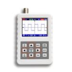 Оригинал DANIU ADS2050H Handheld Осциллограф Высокая точность 5 МГц Ширина полосы 20 М Частота дискретизации 2,4 дюймов LCD Экран One Ключ Авто Встроенный литиевый