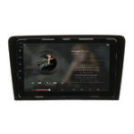 Оригинал 9 дюймов HD Авто MP5 Player Радио Stereo GPS навигация WIFI Bluetooth Для VW Volkswagen Santana 2012-2017
