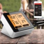 Оригинал Bluetooth Цифровое беспроводное барбекю Инструмент Приготовление пищи Термометр Зонд APP Control