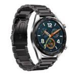 Оригинал Bakeey 22mm Three Beads Твердые часы из нержавеющей стали Стандарты для Huawei GT Smart Watch
