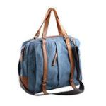 Оригинал МужскаясумкачерезплечохолстMulti-carryShouler Bag Handbag