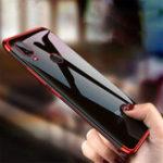 Оригинал Bakeey™ПокрытиеПрозрачныйПротивоударныйSoft ТПУ Задняя крышка Защитная Чехол для Xiaomi Redmi Примечание 7