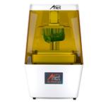 Оригинал Anet® N4 LCD UV Смоляной 3D-принтер 120 * 65 * 138 мм строительный объем с 3,5-дюймовым сенсорным экраном Colorful Поддержка автономной печати
