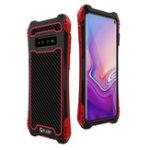 Оригинал АлюминиевыйсплавУдаропрочныйснегозащитныйгрязезащитныйЗащитный Чехол Для Samsung Galaxy S10 6.1 дюймов 2019