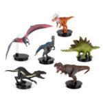 Оригинал Фигурка динозавра Игрушечная модель Фигурка для детей Коллекция подарков Животная модель