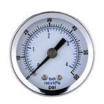 Оригинал TS-Z51 0-60PSI Манометр 40 мм 1/8 дюймов NPT Мини Манометр Воздушный компрессор Гидравлический вакуумметр Манометр Тестер давления