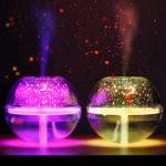 Оригинал 5V 5W LED Ультразвуковой увлажнитель Essential Масло Диффузор Туман Ароматерапия Воздухоочиститель 500ML
