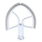 Оригинал SA9707670 – Плоская колотушка с покрытием 5Q для смесителей KitchenAid, сменные аксессуары