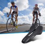 Оригинал Спорт на открытом воздухе Седло велосипеда Удобный Водонепроницаемы и седло велосипеда с эффектом памяти MTB Road Saddle