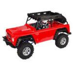 Оригинал VRXRacingRH1048-MC281/102.4G4WD Rc Авто Электрический Матовый Гусеничный РТР Игрушки