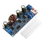 Оригинал 2-24В до 3-30 постоянного тока в постоянный Активизировать Модуль высокой мощности 80 Вт USB-модуль постоянного напряжения с постоянным током