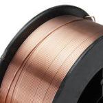 Оригинал 1 / 2x 0,8 мм 1 кг ER70S-6 / ER50-6 из углеродистой стали Машинная сварка в среде защитного газа Провод
