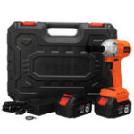 Оригинал WK-168W-2 168V Cordless Power Wrench Brushless 520Nm Torque Electric Wrench Power Tools