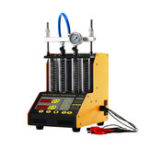 Оригинал AUTOOL CT150 Car Fuel Injector Tester Ultrasonic Cleaning Cleaner for Vehicle Repair 4 Cylinder Diagnostic Tool
