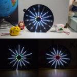 Оригинал Geekcreit® LED Круговой аудио-визуализатор Music Spectrum Дисплей DIY Набор