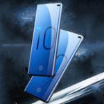Оригинал 3Dизогнутыйкрайпротекторэкранаиз закаленного стекла для Samsung Galaxy S10/S10 Plus