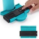 Оригинал Shape Contour Duplicator Profile Gauge Tiling Laminate Tiles Shaping Wood Tool