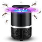 Оригинал Loskii-603Anti-MosquitoЛампаЭлектрическаямухоловкаZapper Москитная убийца насекомых Лампа Светодиодный Ловушка Лампа Борьба с вредителями
