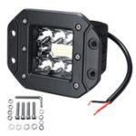 Оригинал 13LED 5inch 39W LED Авто Фара противотуманные фары Off Road для грузовика внедорожник Лодка 4×4 Jeep