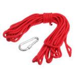 Оригинал Универсальный 10-метровый неодимовый Магнит Рыбалка Металлоискатель 10м Веревка String Cord