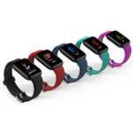 Оригинал XANES®M51,3-дюймовыйцветнойэкранSmart Watch Сердце Оценить Монитор Информация Push Find Phone Фитнес Спортивный браслет