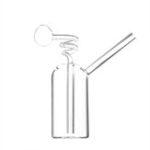 Оригинал Стеклянная бутылка для воды