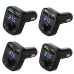 Оригинал Hands Free MP3 Музыка USB Micro SD Bluetooth FM Авто Зарядное устройство для передатчика
