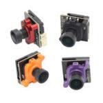 Оригинал HGLRC Аврора 2000TVL 2,1 мм 1/3 Super HAD II CCD D-WDR HD FPV камера для RC Дрон