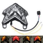 Оригинал Мотоцикл LED Задний указатель поворота Встроенный свет для Kawasaki Z800 / Ninja Z125 / Z125PRO / ZX-6R/636 2013-2018