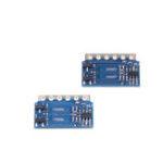 Оригинал H3V3E / H3V4F Маломощный супергетеродинный беспроводной модуль Дистанционное Управление Прозрачный модуль передачи 433 МГц / 315 МГц