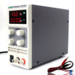 Оригинал Wanptek KPS1510DF Mini 15V 10A Adjustable DC Power Supply LED 4 Digits Switching Power Supply Lab