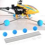 Оригинал 400 450 RC Вертолет Подготовка деталей Защитная рама