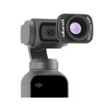 Оригинал Ulanzi OP-5 0.65X Широкоугольный Объектив Магнитный HD камера Объектив для DJI Osmo Карман Gimbal Аксессуары