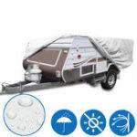 Оригинал 4.2x2.2x1.35mНаоткрытомвоздухе Кемпинг Трейлер Водонепроницаемы Крышка Sun Rain Dust Anti-UV Campervan Protector