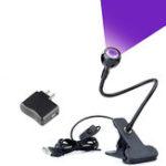 Оригинал Digoo5VUSBUVРабочийстол Лампа LED Подсветка Лампа Плакаты черныйlight Лампа
