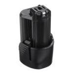 Оригинал Мощность Набор Батарея 12 В 1500 мАч / 2000 мАч Литий-ионная аккумуляторная Батарея Замена для Bosch BAT411