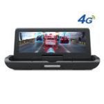 Оригинал Junsun E91P 7,84 дюймов FHD 1080P 4G SIM ADAS GPS Dual Объектив Запись Авто Видеорегистратор