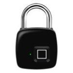Оригинал P3 + Smart Fingerprint Bluetooth Противоугонная аккумуляторная безопасность Багаж Домашняя электронная дверь Замок Замок iOS Android Приложение Замок