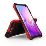 Оригинал АлюминиевыйсплавУдаропрочныйснегозащитныйгрязезащитныйЗащитный Чехол Для Samsung Galaxy S10 Plus 6.4 дюймов 2019