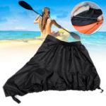 Оригинал Юбка-спрейдлякаяковВодонепроницаемыКрышкаЛодка Чехол для каноэ Oxford Cloth Anti-UV Sun Portector
