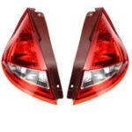 Оригинал Авто Задний фонарь, тормозной механизм Лампа Крышка кожуха левого / правого без лампочки для Форд Фиеста 2008-2012