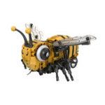 Оригинал MoFun Electronic Bee RC Умный Робот Mecanum Колеса Предотвращение Препятствий Игрушка в Подарок