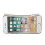 Оригинал 1Pair Мобильный Телефон Titanium Switch Игровой Триггер Кнопка Стрелок Игровой Контроллер