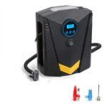Оригинал 12V 120W 150PSI Electric Авто Цифровой компрессор для накачки шин Насос Инструмент