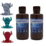 Оригинал 500 мл / Бутылка Специальный Цвет 405nm UV Чувствительная Смола Жидкий Печатный Материал Для Фотона / LD-001 LCD 3D Принтер