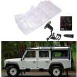 Оригинал Коробка Упаковка Моделирование интерьера Авто Украшение корпуса для Traxxas TRX4 Land Rover Defender D110 Rc Запчасти