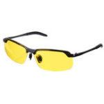 Оригинал Желтые солнцезащитные очки Cool Style Поляризационные солнцезащитные очки